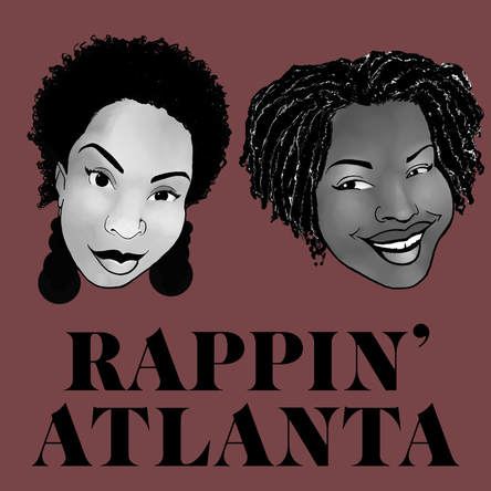 "Prime Vice Studios Sequential art company Intellectual property Carlos ""Loso"" Perez Cartooning Black owned business, Rappin Atlanta podcast, branding, Nikki Igbo, Nita Cherise"